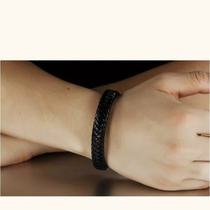 Other - Magnetic leather bracelet